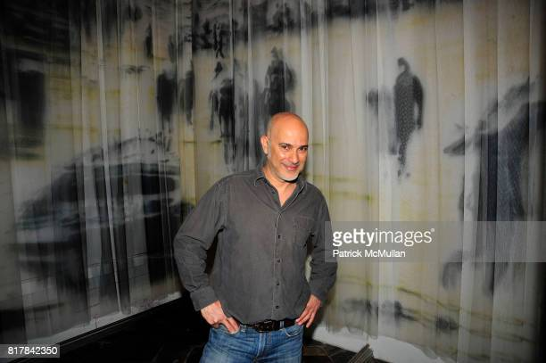 Izhar Patkin attends Young Lions of the New York Public Library and Benedictine Secret Society toast ALCHEMISTS of our age at Private Residence on...