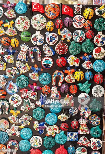 Iznik pottery - souvenirs
