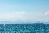 Shot the Izu Peninsula from Hayama Port