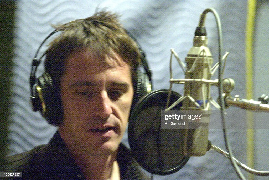 Izzy Stradlin during Izzy Stradlin Recording Session - File Photos at Rumbo Studios in Los Angeles, California, United States.