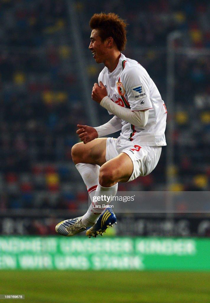 Fortuna Duesseldorf 1895 v FC Augsburg - Bundesliga