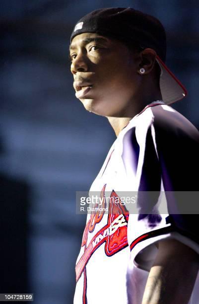 Ja Rule during Music Midtown Festival 2002 in Atlanta Georgoa United States