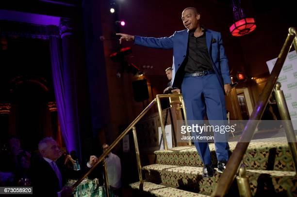 Ja Rule performs onstage at the City Harvest's 23rd Annual Evening Of Practical Magic at Cipriani 42nd Street on April 25 2017 in New York City