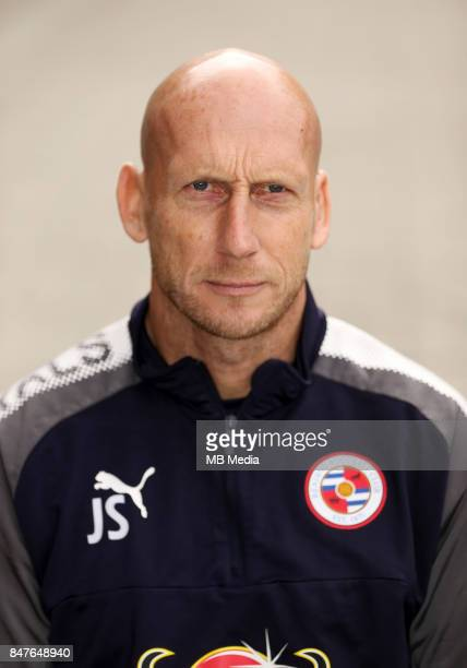 Jaap Stam Manager of Reading FC