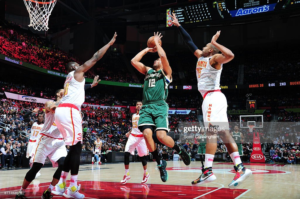Milwaukee Bucks v Atlanta Hawks | Getty Images Jabari Parker Shooting
