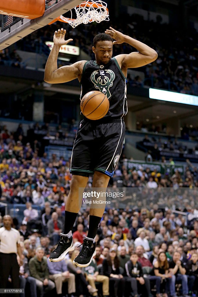 Los Angeles Lakers v Milwaukee Bucks | Getty Images Jabari Parker Lakers