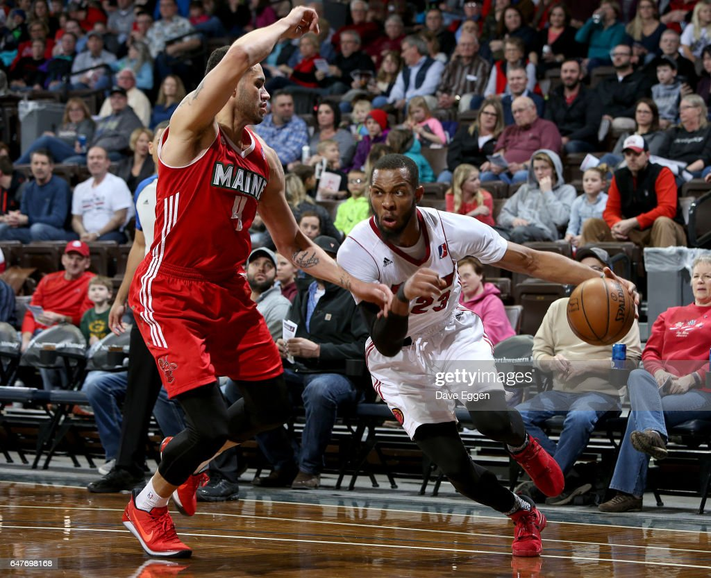 Maine Red Claws v Sioux Falls Skyforce