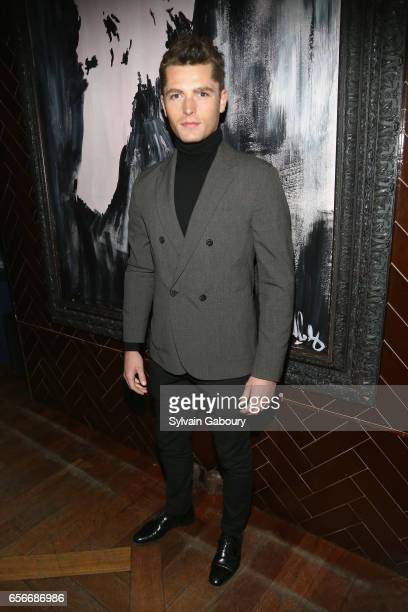 Jace Moody attends the after party for 'The Blackcoat's Daughter' hosted by The Cinema Society A24 and DirecTV on March 22 2017 in New York City