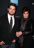Jack and Sharon Osbourne at 2011 Tribeca Film Festival LA Reception held at Station Hollywood at W Hollywood Hotel on March 21 2011 in Hollywood...