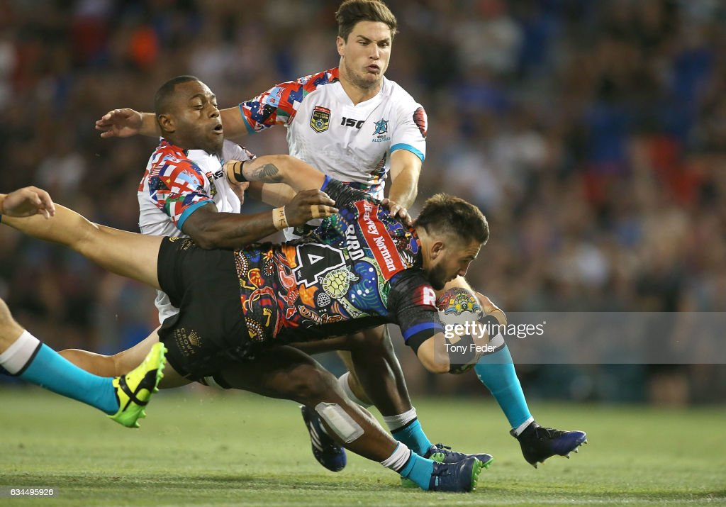 NRL All Stars Match