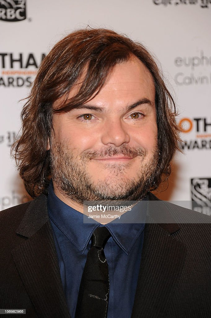 Jack Black attends the 22nd Annual Gotham Independent Film Awards at Cipriani Wall Street on November 26, 2012 in New York City.