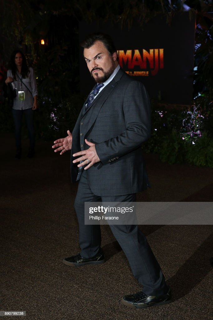 "Premiere Of Columbia Pictures' ""Jumanji: Welcome To The Jungle"" - Red Carpet"