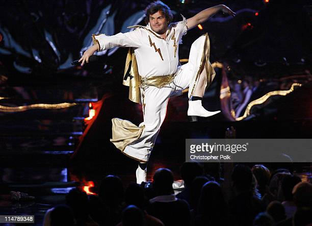 Jack Black host during 2006 MTV Video Music Awards – Show at Radio City Music Hall in New York City New York United States