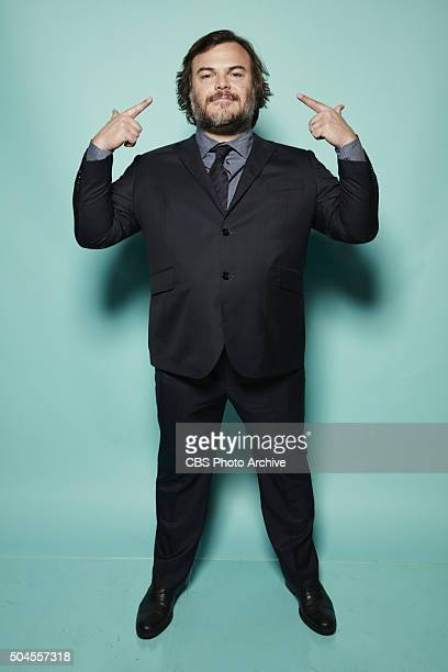Jack Black visits the CBS Photo Booth during the PEOPLE'S CHOICE AWARDS the only major awards show where fans determine the nominees and winners...