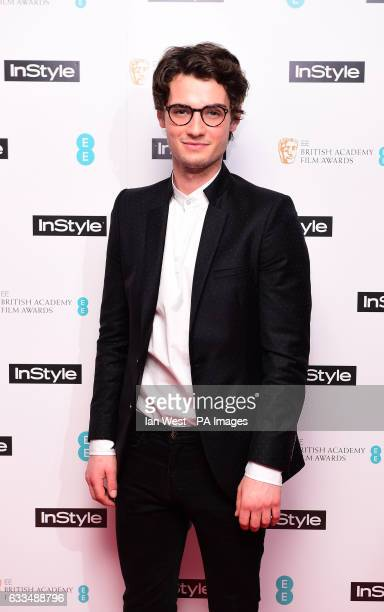 Jack Brett Anderson attending the Instyle EE Rising Star Party ahead of the EE BAFTAsheld at The Ivy Soho Brasserie London