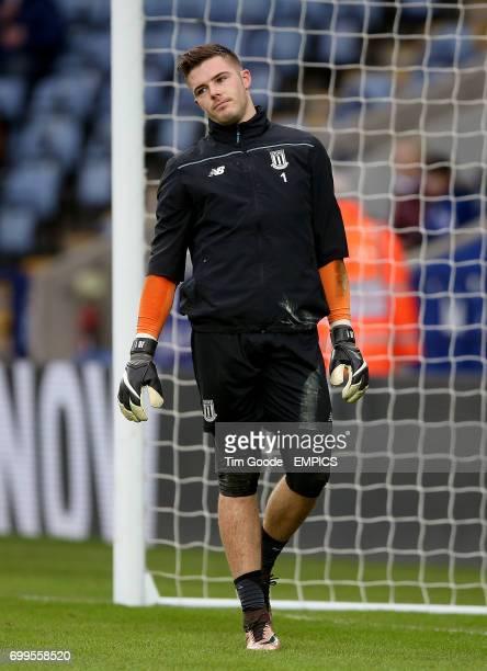 Jack Butland Stoke City goalkeeper
