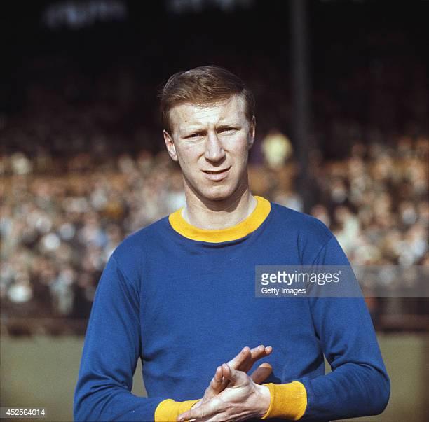Jack Charlton of Leeds United circa 1970