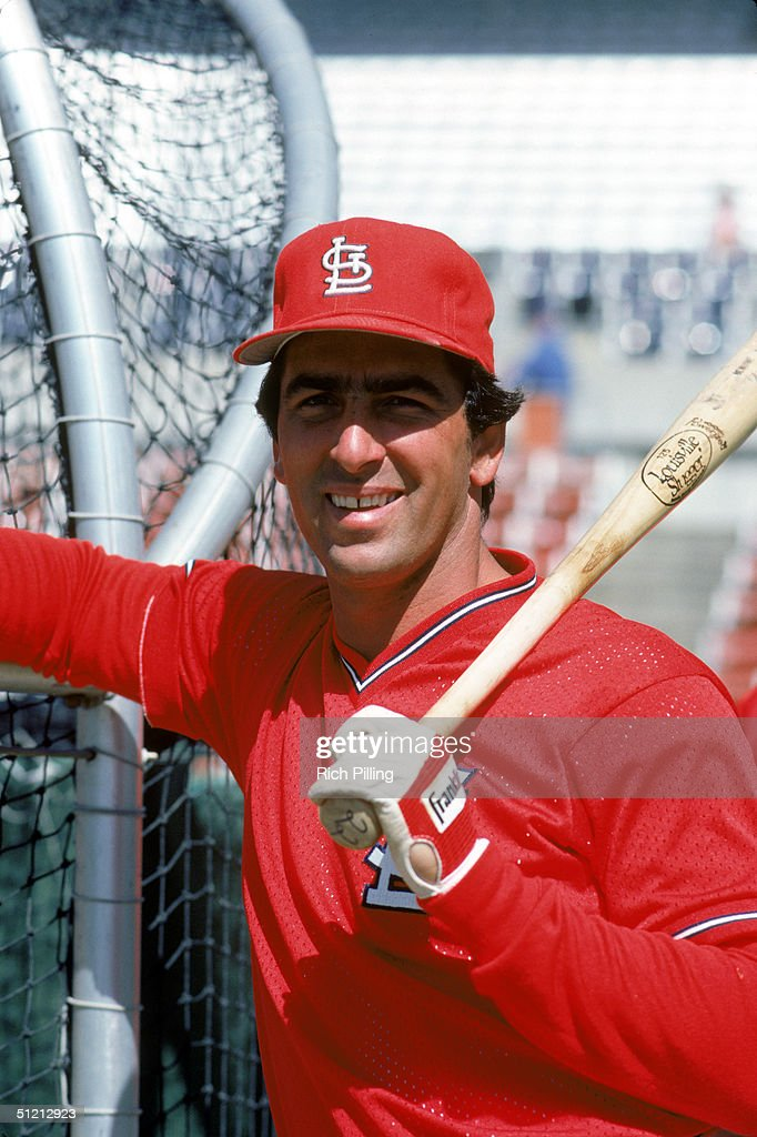 Jack Clark of the St Louis Cardinals poses for a portrait circa March of 1985 Jack Clark played for the St Louis Cardinals from 19851987