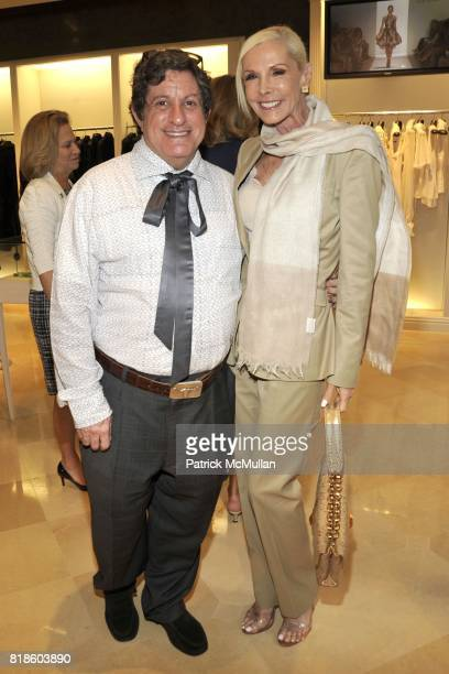 Jack Cohen and Michele Herbert attend Book Party for THE SUMMER WE READ GATSBY by Danielle Ganek at Dennis Basso on June 2 2010 in New York City