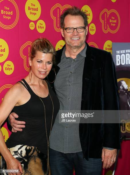 Jack Coleman attends the opening night of 'Born For This' at The Broad Stage on July 20 2017 in Santa Monica California