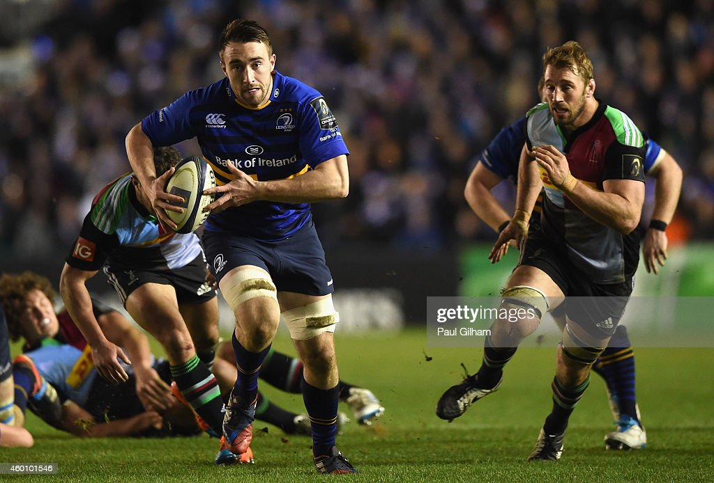Harlequins v Leinster Rugby - European Rugby Champions Cup