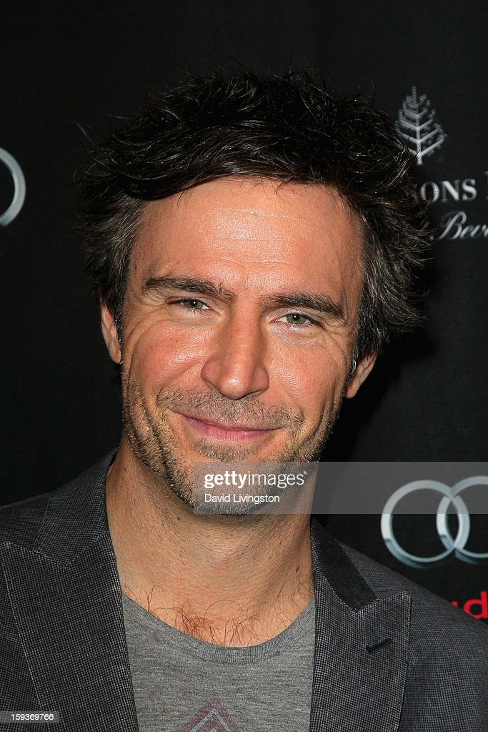 Jack Davenport arrives at the BAFTA Los Angeles 2013 Awards Season Tea Party held at the Four Seasons Hotel Los Angeles on January 12, 2013 in Los Angeles, California.