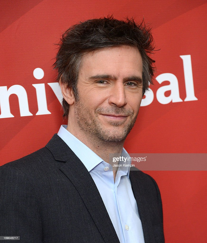 Jack Davenport attends NBCUniversal's '2013 Winter TCA Tour' Day 1 at Langham Hotel on January 6, 2013 in Pasadena, California.