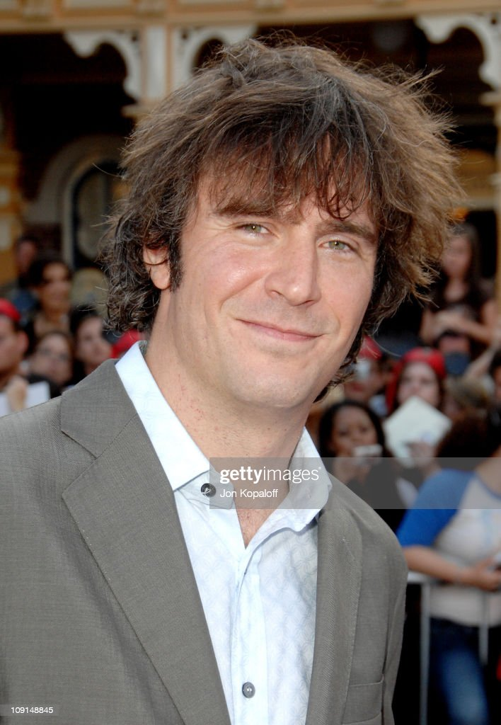 Jack Davenport during 'Pirates of the Caribbean At World's End' World Premiere Arrivals at Disneyland in Anaheim California United States
