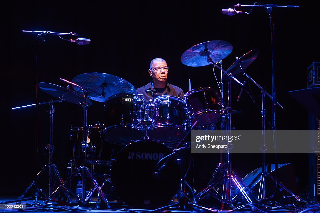 Jack DeJohnette performs on stage during the London Jazz Festival 2012 on November 16, 2012 in London, United Kingdom.