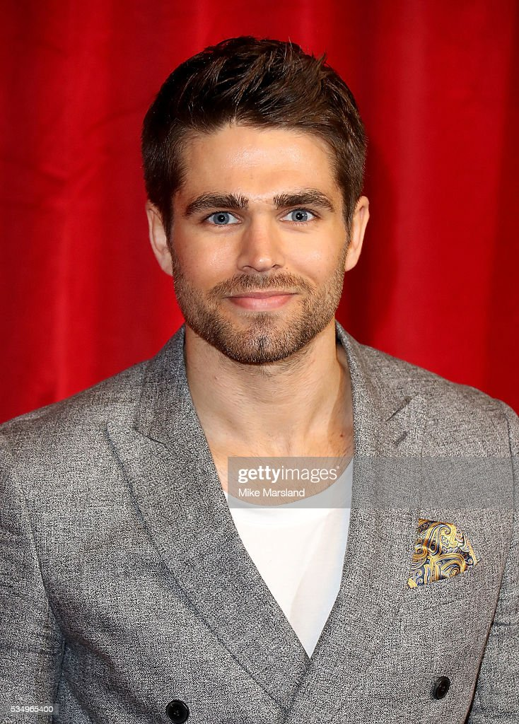 Jack Derges attends the British Soap Awards 2016 at Hackney Empire on May 28, 2016 in London, England.