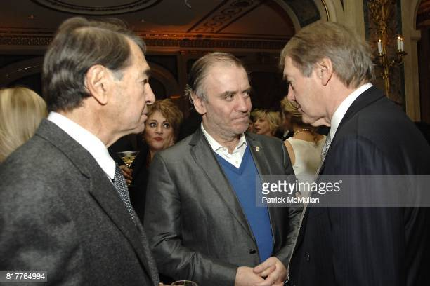 Jack Diamond Valery Gergiev Charlie Rose attend White Nights Annual Benefit Celebrates The Mariinsky Theatre's 150th Anniversary and Looks to the...