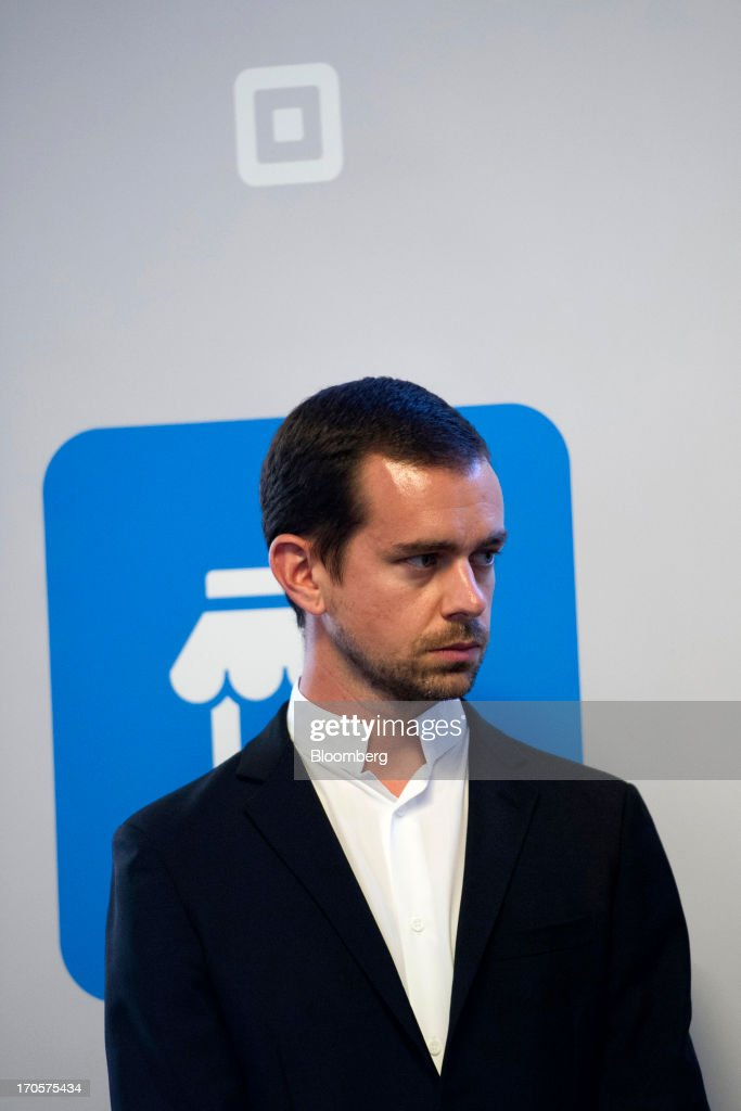 <a gi-track='captionPersonalityLinkClicked' href=/galleries/search?phrase=Jack+Dorsey&family=editorial&specificpeople=5818892 ng-click='$event.stopPropagation()'>Jack Dorsey</a>, chairman and co-founder of Twitter Inc., listens during a press conference in San Francisco, California, U.S., on Friday, June 14, 2013. Dorsey, Mayor Bloomberg and Mayor Lee announced today that they will co-host the second annual Bloomberg Technology Summit to be held in New York on September 30. Photographer: David Paul Morris/Bloomberg via Getty Images