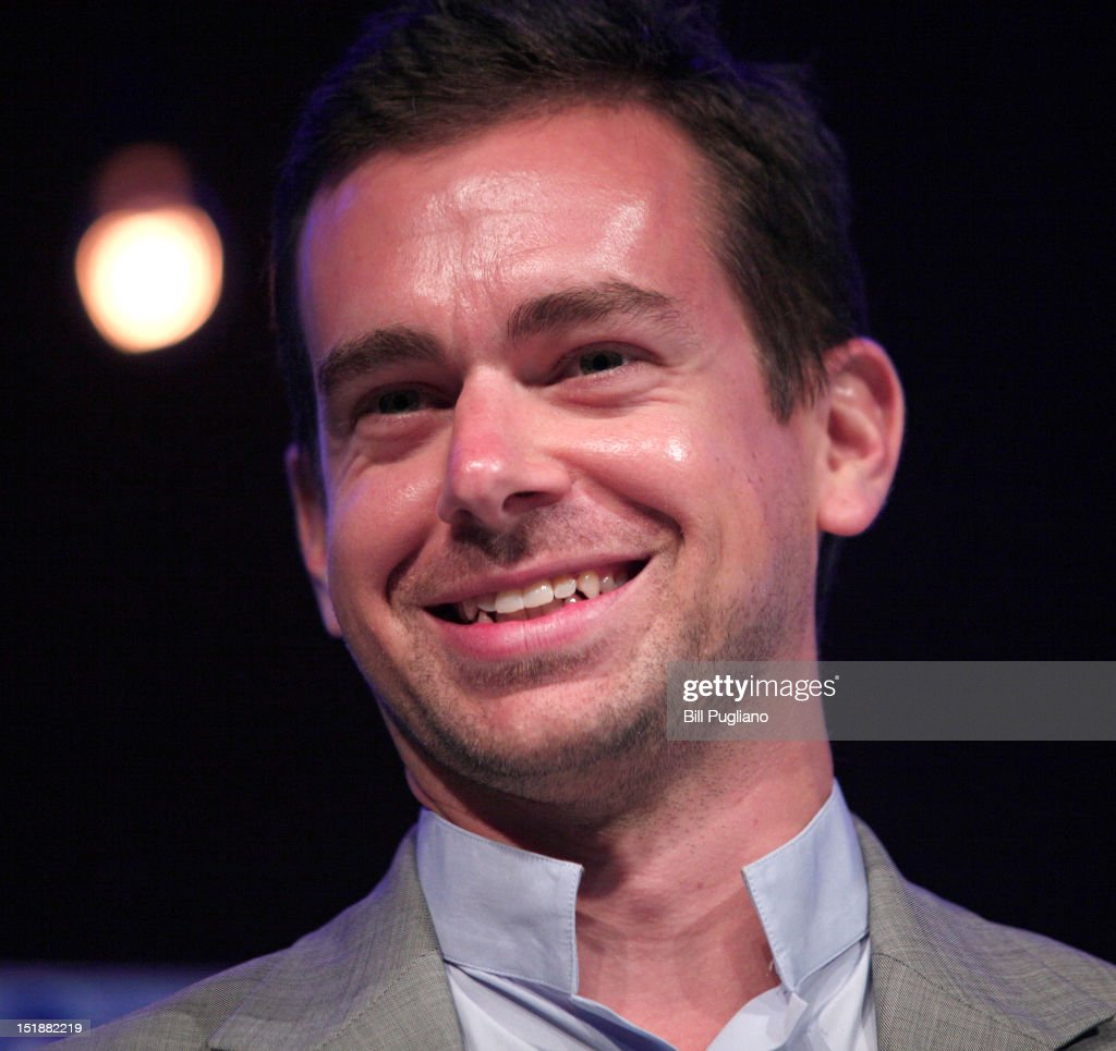 <a gi-track='captionPersonalityLinkClicked' href=/galleries/search?phrase=Jack+Dorsey&family=editorial&specificpeople=5818892 ng-click='$event.stopPropagation()'>Jack Dorsey</a>, Chairman of Twitter and CEO of Square, speaks at TECHONOMYDETROIT September 12, 2012 in Detroit, Michigan. The event, hosted by the Detroit Economic Club, is a one-day multidisciplinary gathering of national and local leaders about reigniting U.S. competitiveness, creating jobs, and revitalizing our cities in a technologized age.