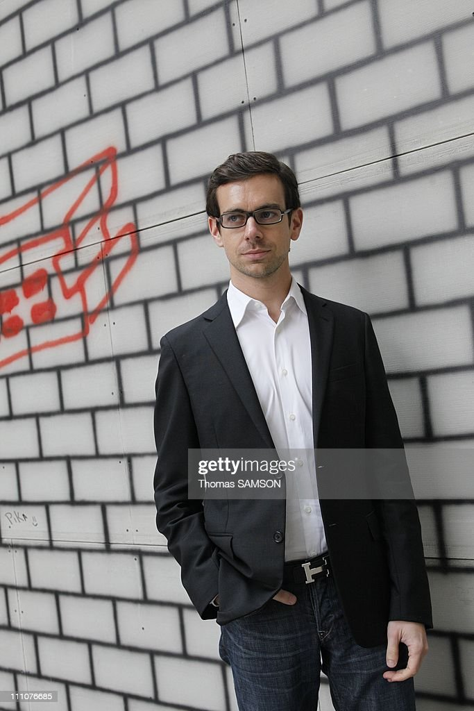 <a gi-track='captionPersonalityLinkClicked' href=/galleries/search?phrase=Jack+Dorsey&family=editorial&specificpeople=5818892 ng-click='$event.stopPropagation()'>Jack Dorsey</a>, Inventor, Founder and Chairman of Twitter, at the conference LeWeb09at Conference LeWeb09th in Paris, France on December 09th , 2009.