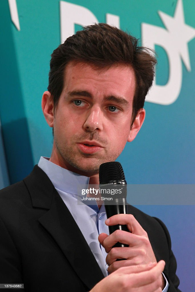 Jack Dorsey of Twitter speaks during the Digital Life Design conference (DLD) at HVB Forum on January 22, 2012 in Munich, Germany. DLD (Digital - Life - Design) is a global conference network on innovation, digital, science and culture which connects business, creative and social leaders, opinion-formers and investors for crossover conversation and inspiration.