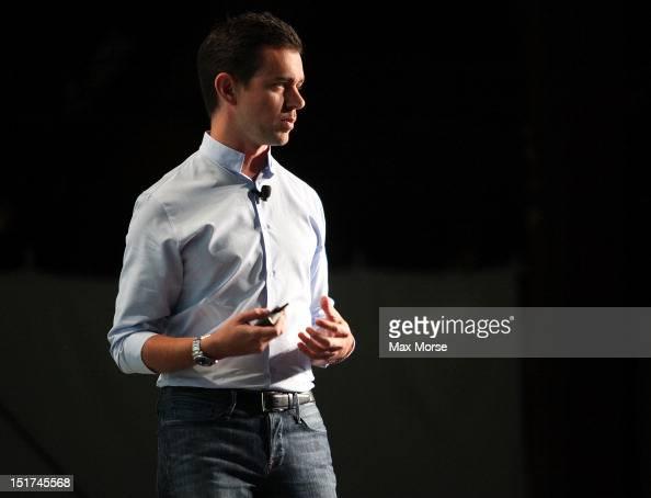 Jack Dorsey speaks at TechCrunch Disrupt SF 2012 on September 10 2012 in San Francisco California