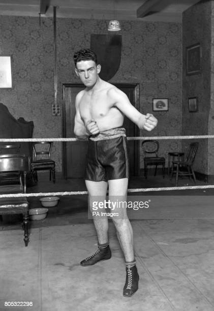 Jack Doyle known as 'The Gorgeous Gael' a Irish heavyweight boxer Hollywood actor and tenor