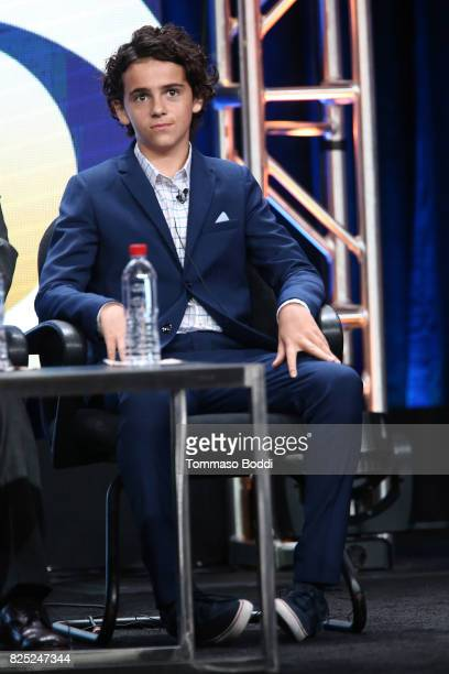 Jack Dylan Grazer attends the 2017 Summer TCA Tour CBS Panels at Various Locations on August 1 2017 in Los Angeles California