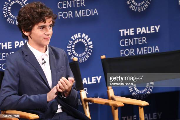 Jack Dylan Grazer attends the The Paley Center For Media's 11th Annual PaleyFest Fall TV Previews Los Angeles CBS at The Paley Center for Media on...
