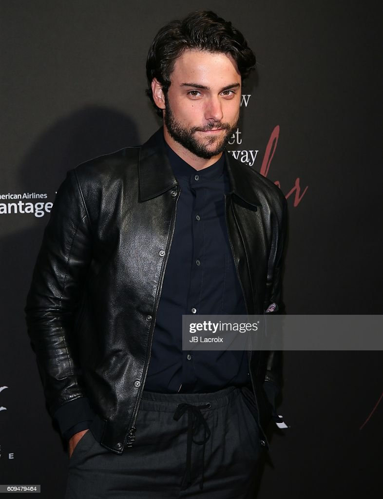 Jack Falahee Attends The Premiere Of Abc's 'how To Get Away With Murder'  Season