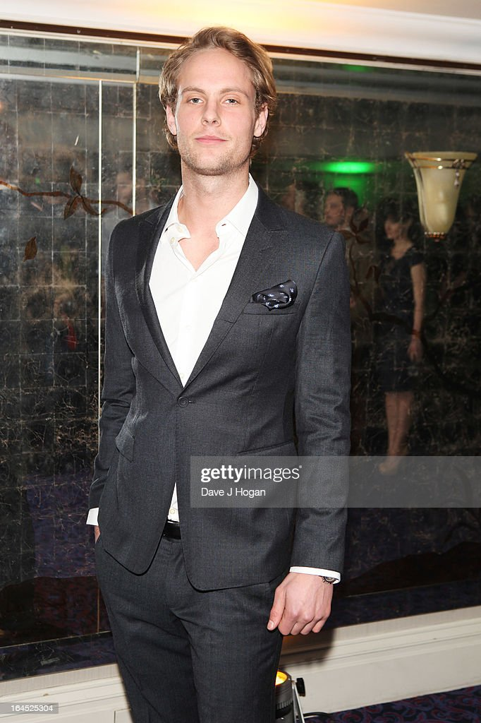 Jack Fox attends the Jameson Empire Awards 2013 at Grosvenor House Hotel on March 24, 2013 in London, England.