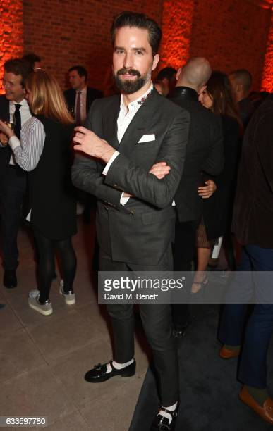 Jack Guinness attends as Dylan Jones and Marco Bizzarri host a cocktail party to launch new film series 'The Performers' at The Serpentine Gallery on...