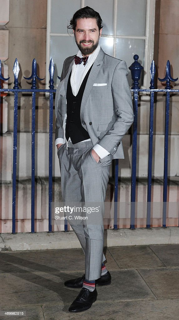 Jack Guinness attends the Creative London party hosted by the British Fashion Council, British Academy of Film and Television Arts and The British Recorded Music Industry during London Fashion Week AW14 at Spencer House on February 17, 2014 in London, England.