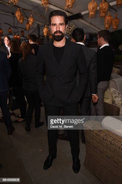 Jack Guinness attends the Gentleman's Journal Bermuda 35th America's Cup summer party hosted by Jack Guinness at Ham Yard Hotel on May 18 2017 in...