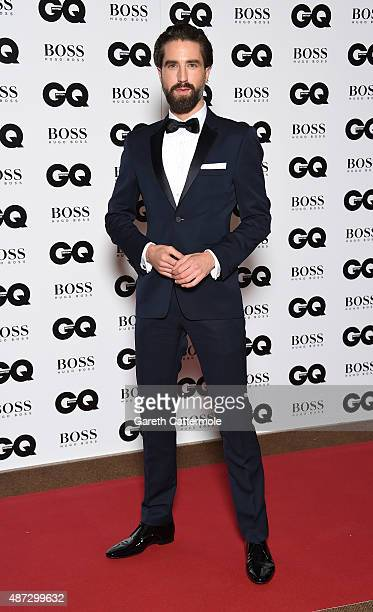 Jack Guinness attends the GQ Men Of The Year Awards at The Royal Opera House on September 8 2015 in London England
