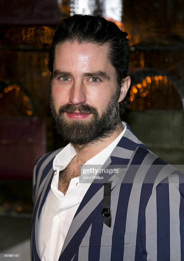 Jack Guinness attends the launch of Skate at Somerset House on November 13, 2013 in London, England.