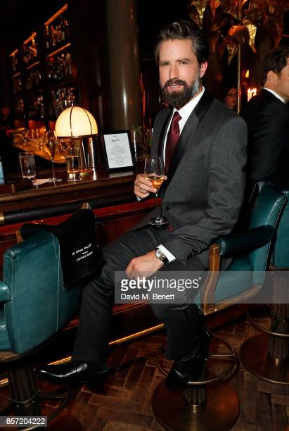 Jack Guinness attends the MS Tailoring Talk on October 3 2017 in London England