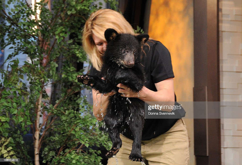 AMERICA - Jack Hanna brings his animal friends to 'Good Morning America,' 5/10/13, airing on the ABC Television Network. (Photo by Donna Svennevik/ABC via Getty Images) ANIMAL