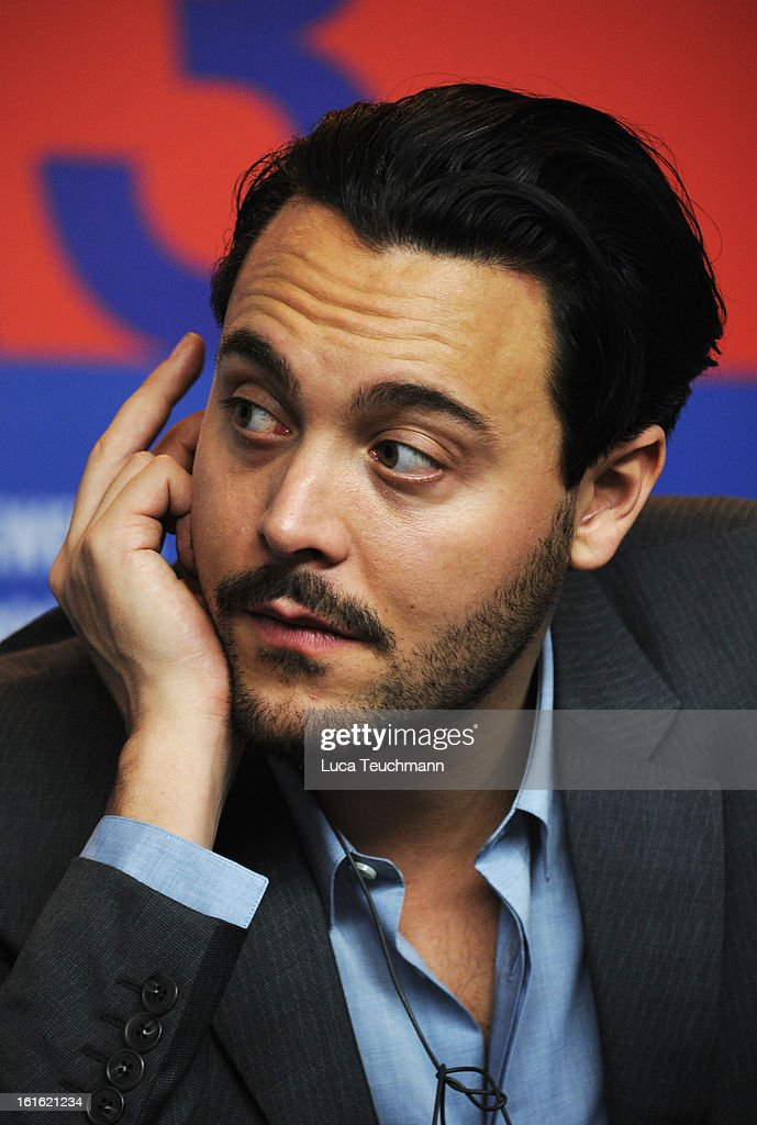 <a gi-track='captionPersonalityLinkClicked' href=/galleries/search?phrase=Jack+Huston&family=editorial&specificpeople=839493 ng-click='$event.stopPropagation()'>Jack Huston</a> attends the 'Night Train to Lisbon' Press Conference during the 63rd Berlinale International Film Festival at the Grand Hyatt Hotel on February 13, 2013 in Berlin, Germany.