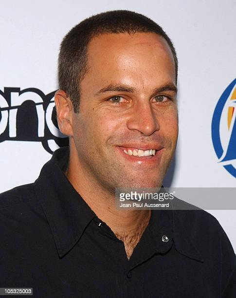 Jack Johnson during Surfrider Foundation 20th Anniversary Celebration Arrivals at Sony Pictures Studios in Culver City California United States